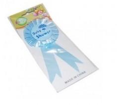 Escarapela Baby Shower Niño y Niña  Baby Shower y más