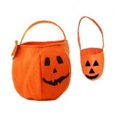Bolsa Calabaza  Accesorios Halloween