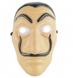 Máscara La Casa de Papel DalÍ  Antifaces y Máscaras