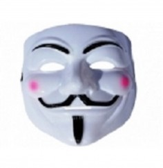 Máscara Anonymous Vendetta  Antifaces y Máscaras