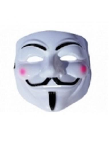 Máscara Anonymous Vendetta  Antifaces y Máscaras