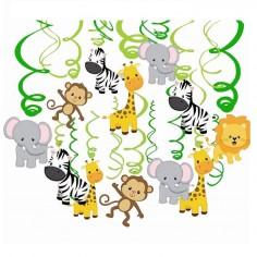 Decoración Espirales Animalitos 2,500.00