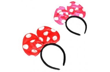 Cintillo Minnie  Cotillón Minnie Mouse