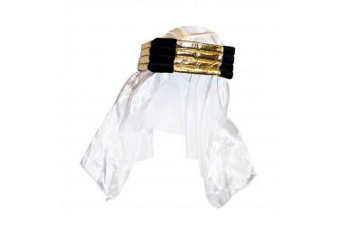 Gorro Árabe Blanco $ 3.000