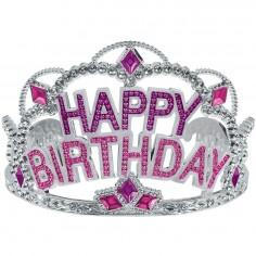 Corona Cumpleaños Happy Birthday  Líneas Cumpleaños