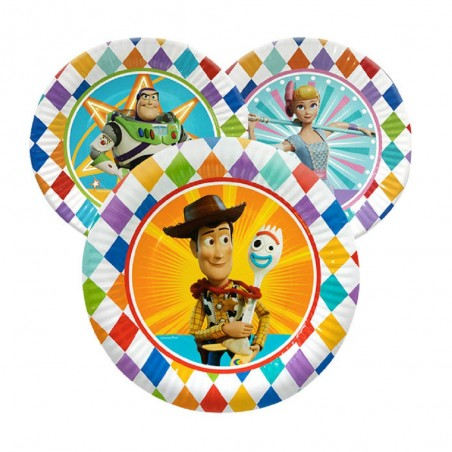 Pack Cumpleaños Toy Story x 6  Cotillón Toy Story