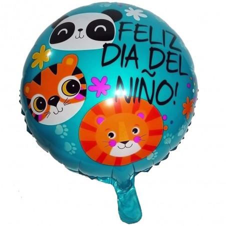 Globos Metálico Día del Niño Diseños  Globos Metálicos