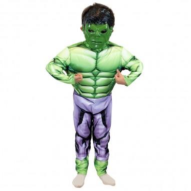 Disfraz Hulk Avengers  Disfraces Niñas y Niños