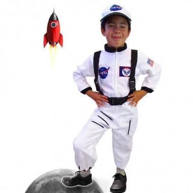 Disfraz Astronauta Talla 8-10 Cotillón Activarte Cotillón Espacial
