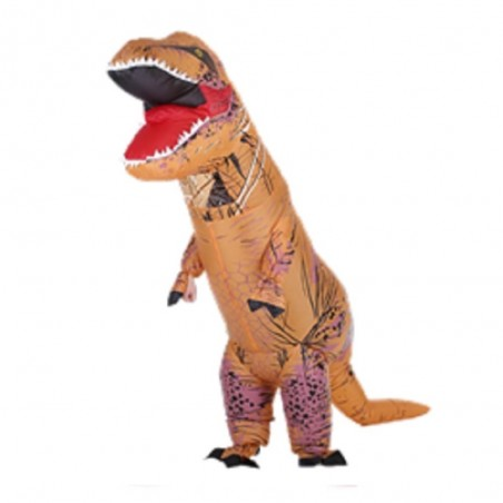 Disfraz Dinosaurio Inflable 2.3 Mt  Disfraz Halloween