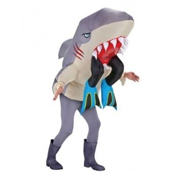 Disfraz Tiburón ADULTO  Disfraces Adultos