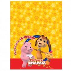 Mantel Cumpleaños Peppa Pig