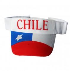 Visera Bandera Chile  Productos Copa América y más