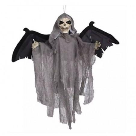 Fantasma Decoración con Sonido y Movimiento Halloween  Decoración Halloween