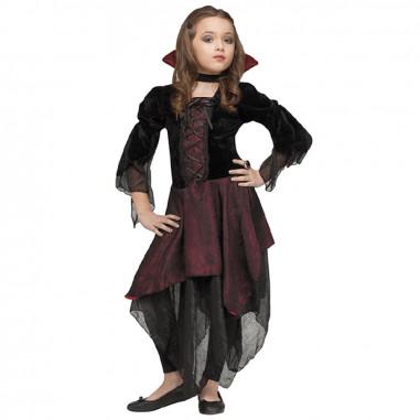 Disfraz Vampira NIÑA  Disfraces Niñas y Niños