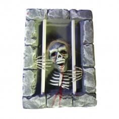 Decoración Preso Enjaulado Piedra  Accesorios Halloween