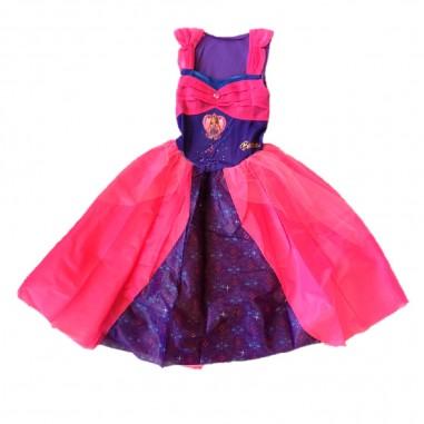 Disfraz Barbie Castillo de Diamantes Talla 7-8  Disfraces Niñas y Niños