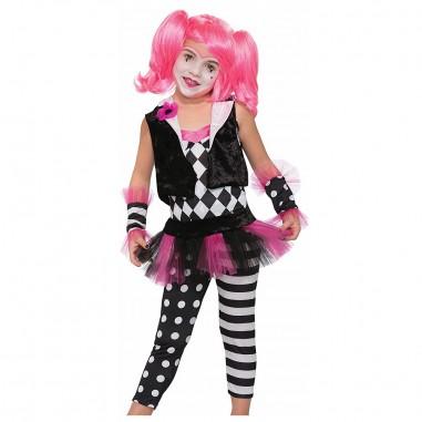 Disfraz Payasita Tricksy NIÑA  Disfraces Niñas y Niños