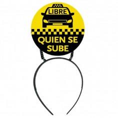 Cintillo Mensaje Taxi $ 950