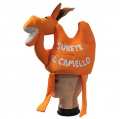 Gorro Súbete al Camello  Gorros de Cotillón