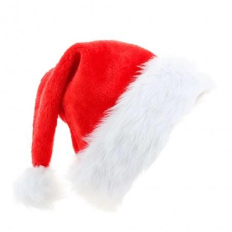 Gorro Viejo Pascuero Premium  Decoración y Cotillón Navidad