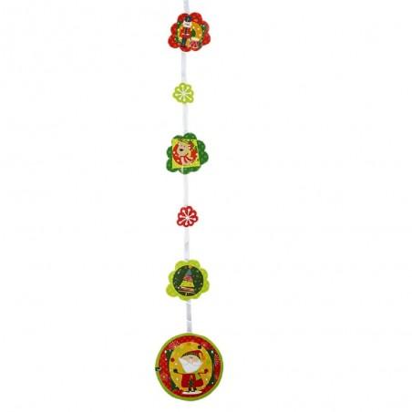 Colgante Navidad 1 mt  Decoración y Cotillón Navidad