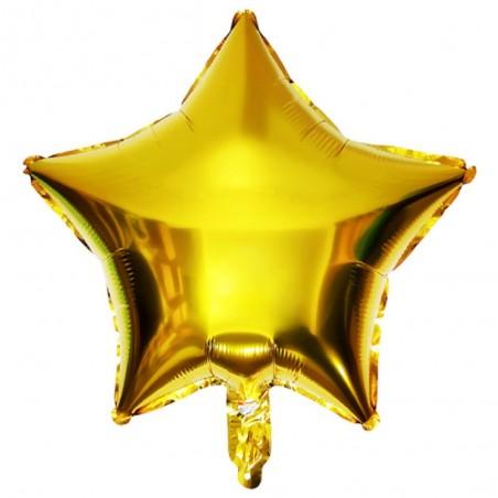 Pack Decoración Graduación Estrellas Cotillón Activarte Globos Metálicos