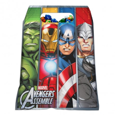 Pack Cumpleaños Avengers x 18  Cotillon Avengers