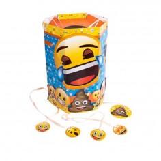 Piñata Emoji Hexagonal  Cotillón Emoji