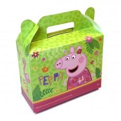 Maletín Sorpresa Peppa Pig x 6  Cotillón Peppa Pig