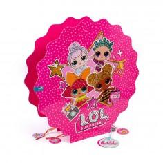 Piñata 3D LOL  Cotillón LOL