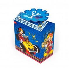 Maleta Sorpresa Mickey Mouse x 6  Cotillón Mickey Mouse
