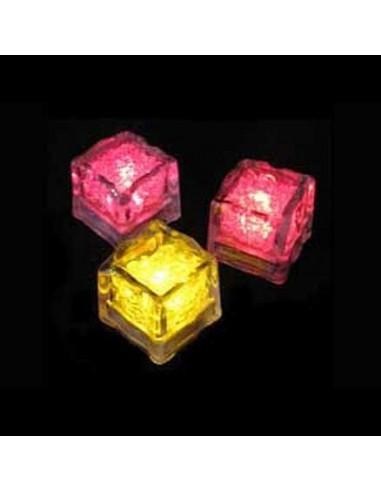 Hielo Luminoso  Cotillon Luminoso y Flúor