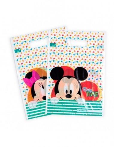 Bolsa Dulces Disney Baby x 6  Cotillón Disney Baby