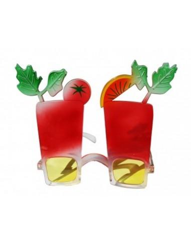 Anteojos Bloody Mary  Accesorios Cotillón