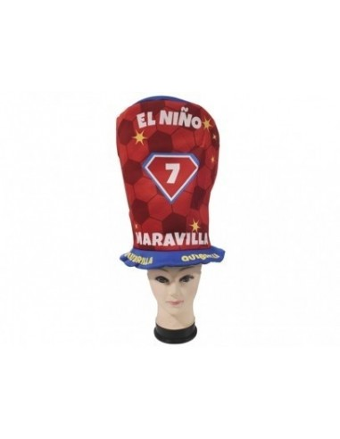 Gorro Niño Maravilla Chile  Cotillón Chile