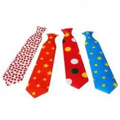 Corbata Plástica Colores Surtido  Corbatas, Corbatines y Bandas