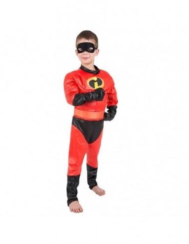Disfraz Dash Los Increíbles 2 NIÑO  Disfraces Niñas y Niños