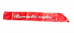 Banda Borracho Suelto  Corbatas, Corbatines y Bandas