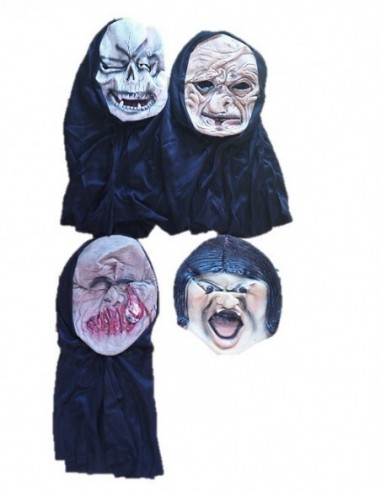 Máscaras Halloween Premium  Antifaces y Máscaras