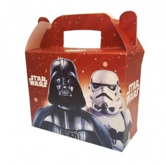 Maleta Sorpresa Star Wars x 6  Cotillón Star Wars