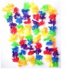 Collar Hawaiano Flor  Collares