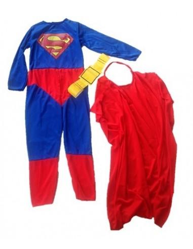 Disfraz Superman Talla 4-6  Disfraces Niñas y Niños