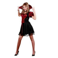 Disfraz Vampiresa Misteriosa Mujer  Disfraces Adultos