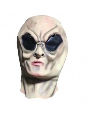 Máscara Látex Alien  Antifaces y Máscaras