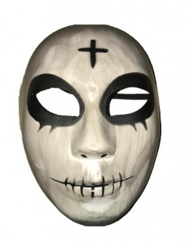 Máscara La Purga Cruz  Antifaces y Máscaras