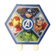 Vela Avengers 2 D  Cotillon Avengers