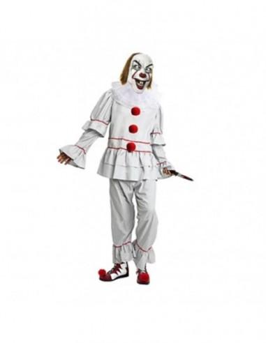Disfraz Payaso IT Con Máscara NIÑO  Disfraces Niñas y Niños