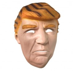 Máscara Látex Trump  Antifaces y Máscaras