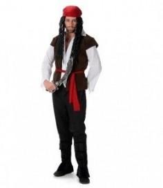 Disfraz Pirata ADULTO  Disfraces Adultos